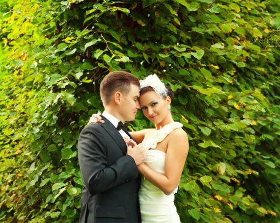 Свадебные фотографии одного из лучших дней
