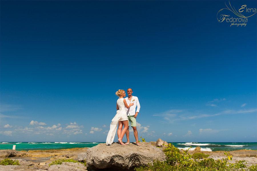 свадебный фотограф в мексике