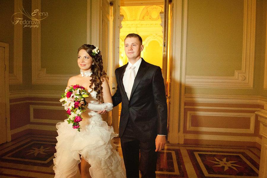 свадьба в загсе на английской набережной