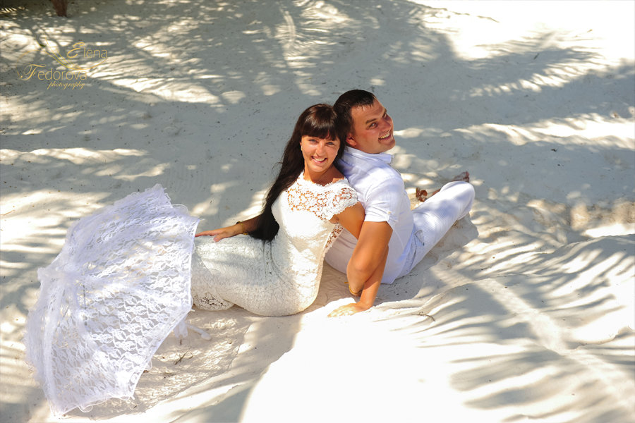красивые пляжные фотосессии мексика