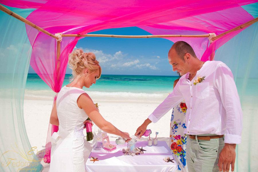 песочная церемония