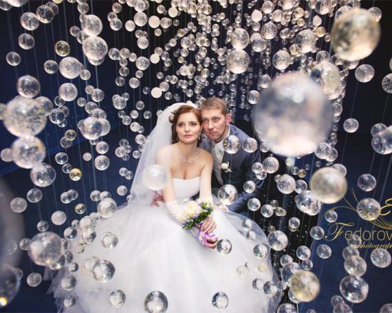 Свадебный фотограф Санкт-Петербург— Зимняя сказка