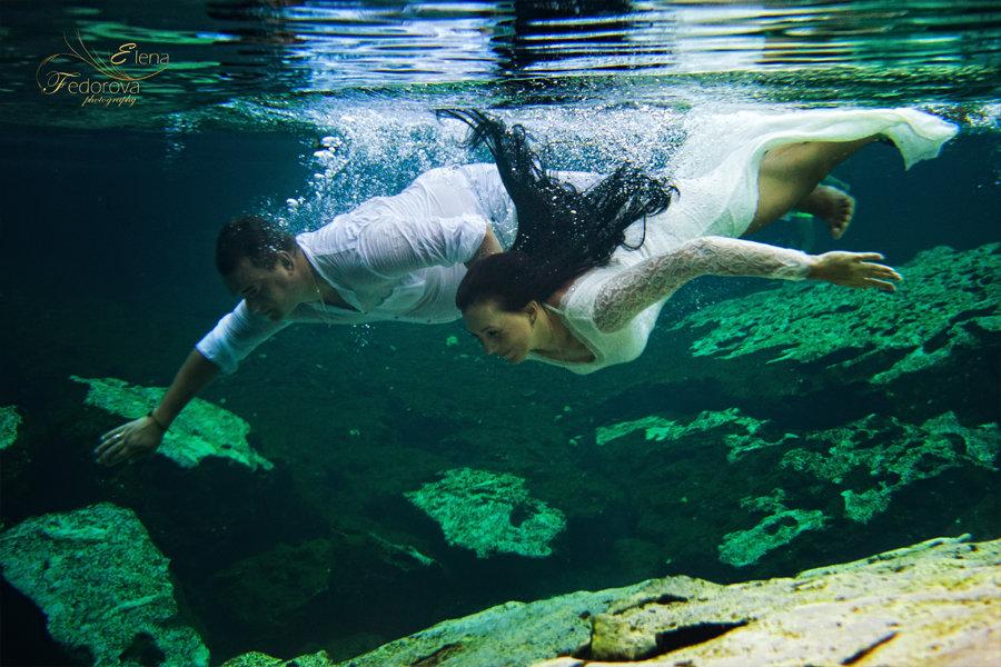 подводная фотосессия мексика