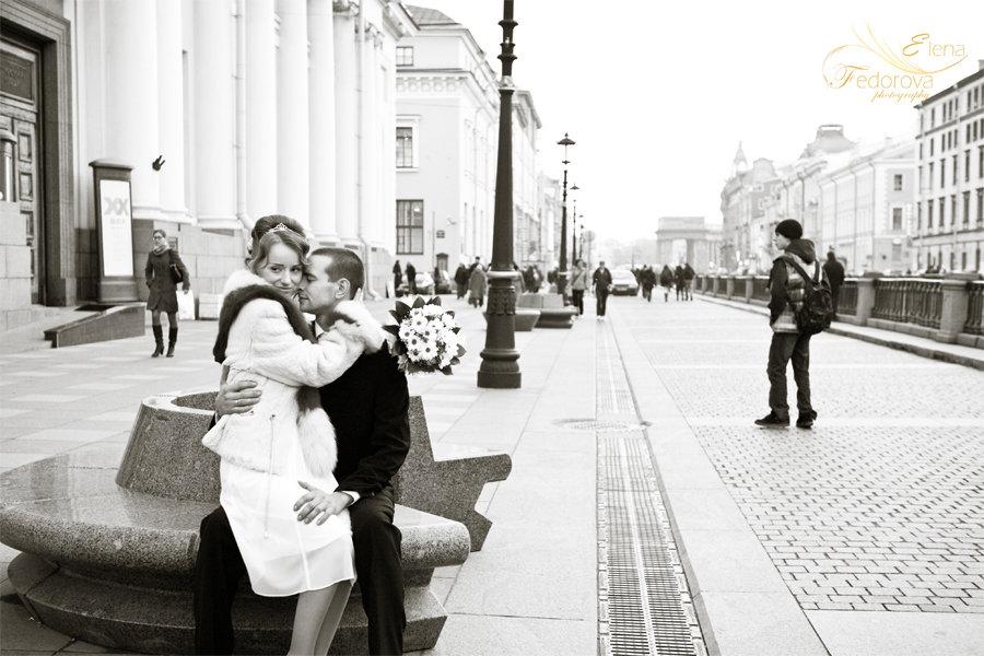 репортажная фотография свадьбы
