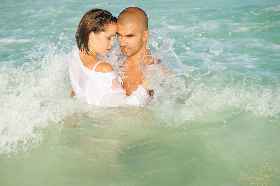 сексуальные позы для фотосессии море