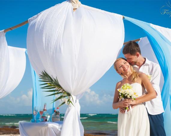 Символическая свадьба за границей. Мексика