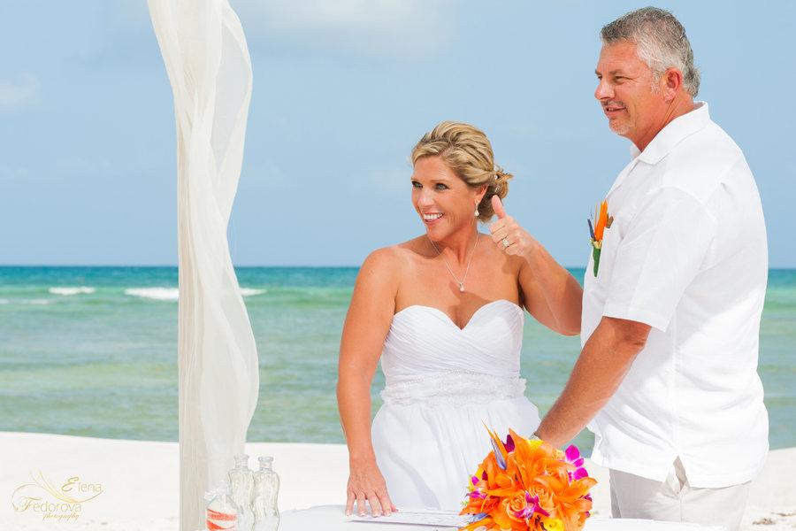 свадьба в мексике на пляже