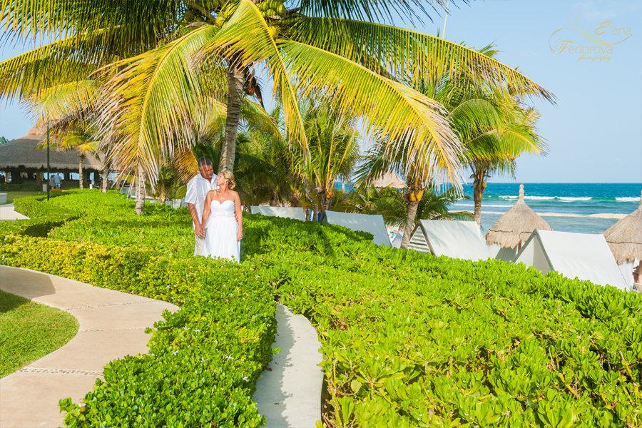 свадебная фотосъемка в мексике