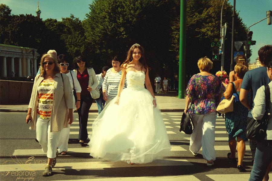 свадебная фотосъемка в городе спб