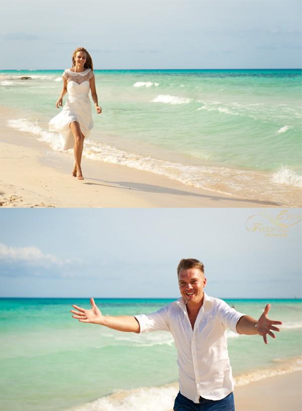 свадебный фотограф в плая дель кармен