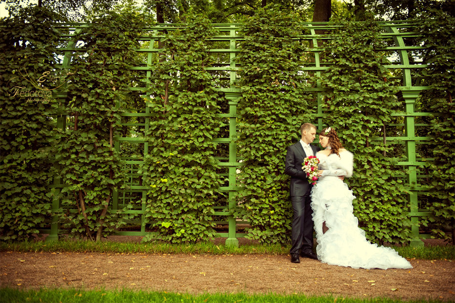 фотограф на свадьбу петербург