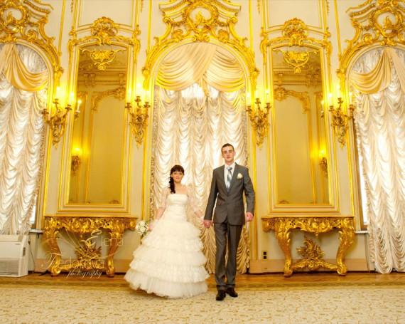 Свадебные фотографии одного прекрасного дня