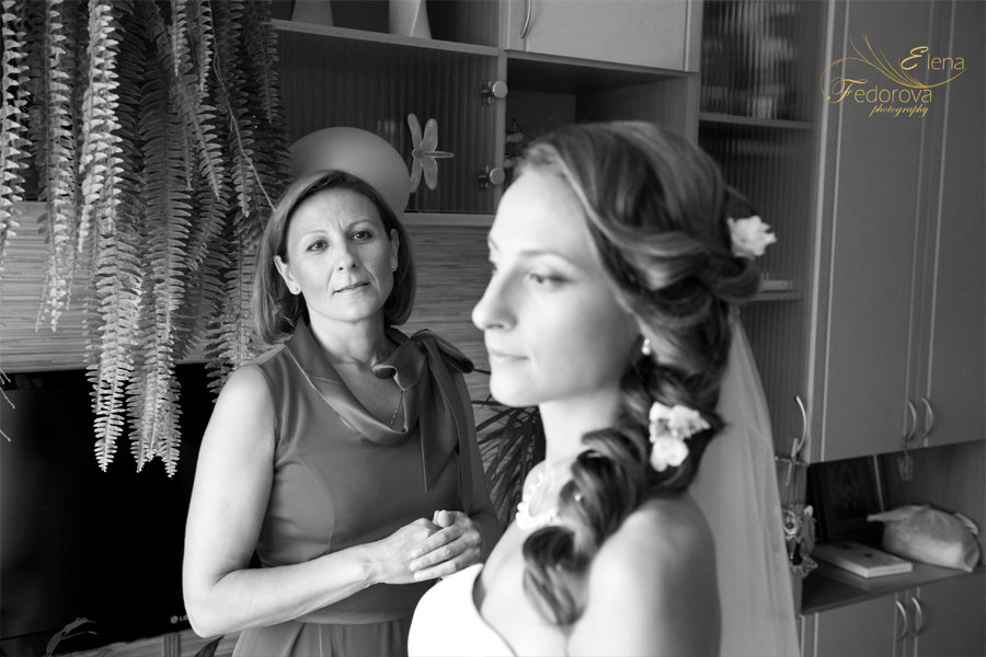 мать невесты фото