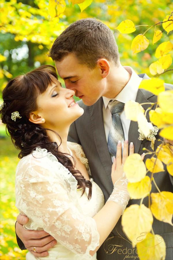 свадебная фотография пары в спб