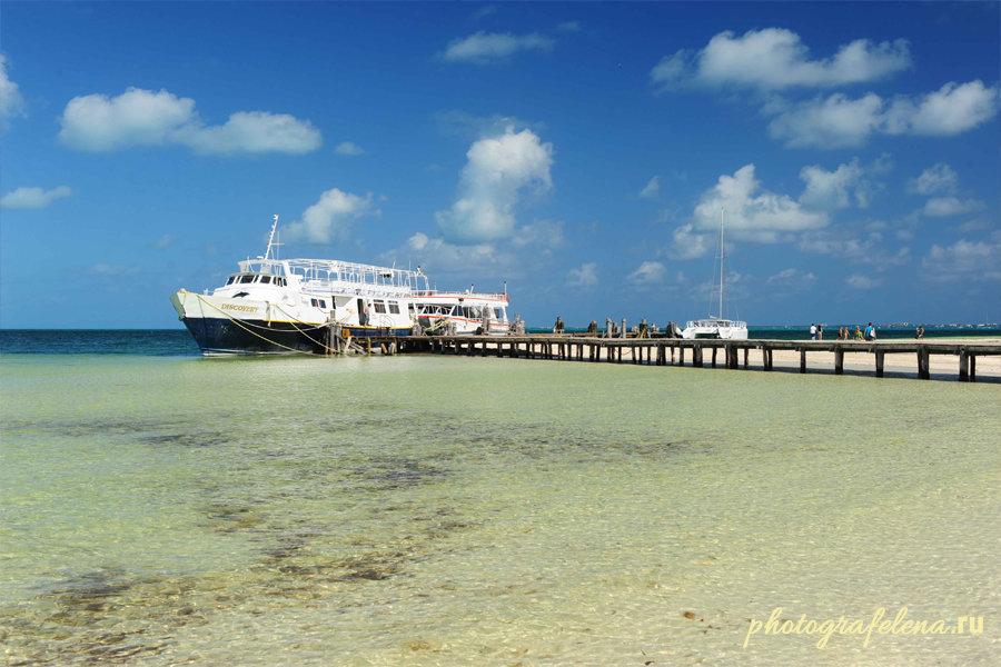 карибское море канкун