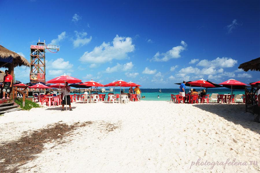 тортуга пляж канкуна мексика