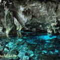Сеноты в Мексике. Сказка под водой