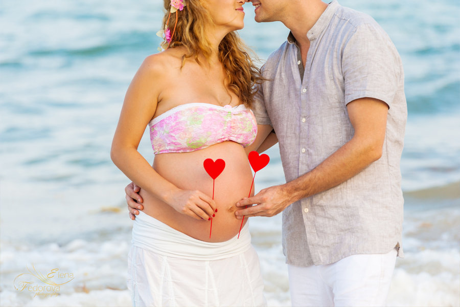 фотосессия для беременных мексика