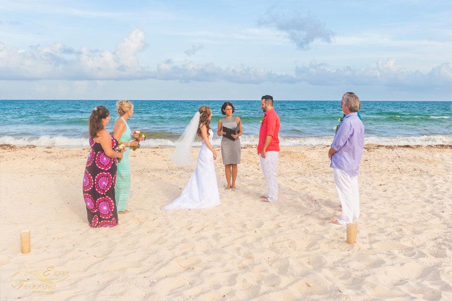 свадебная церемония в мексике