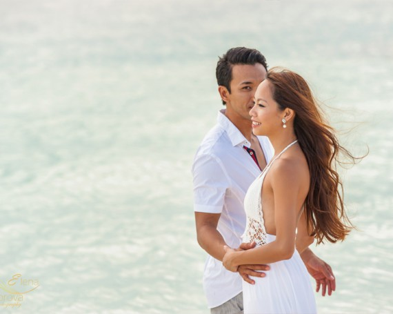 Чувство любви. Фотосессия на острове Исла Мухерес
