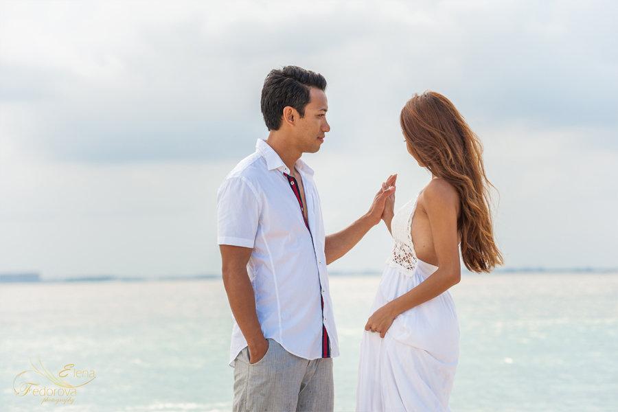 романтическая фотосессия для пары