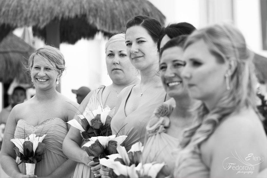 подружки невесты фото