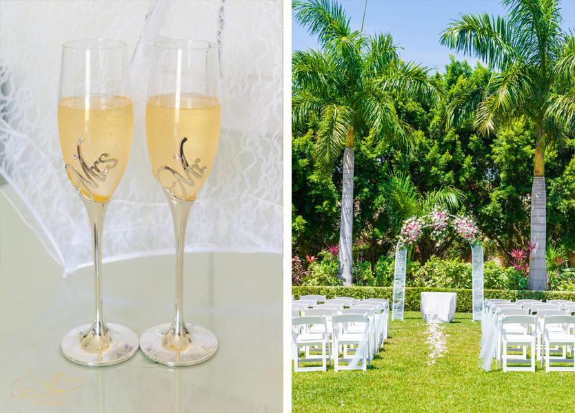 детали свадебной церемонии