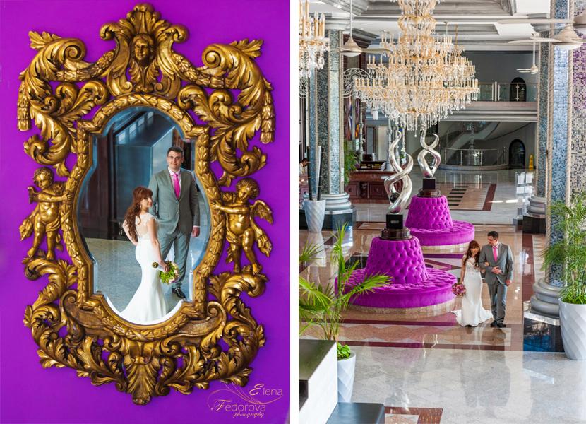 свадьба в риу палас мексика