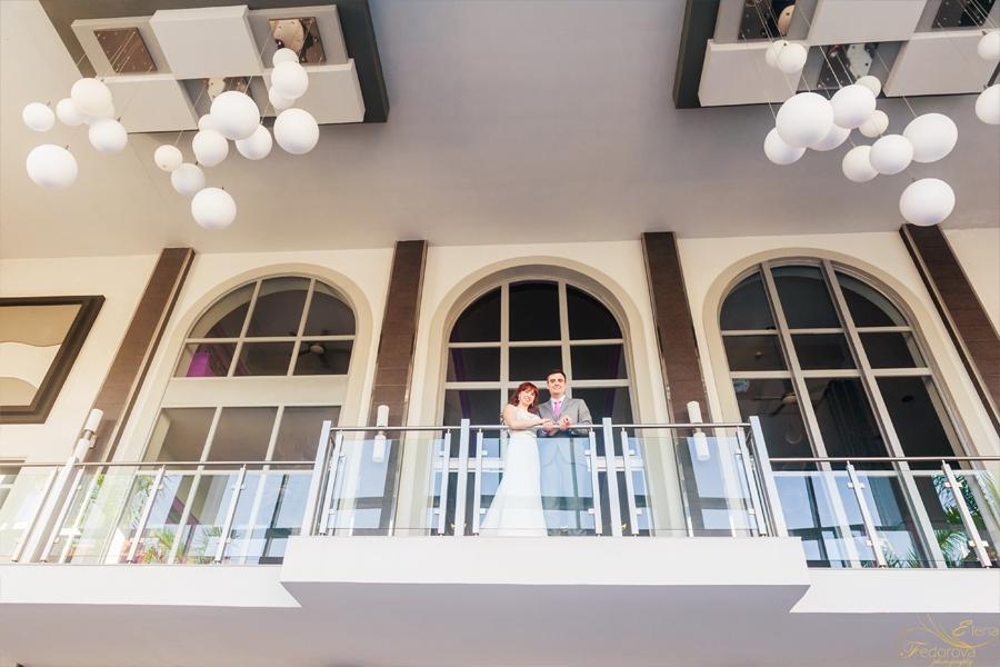 свадьба в отеле мексика