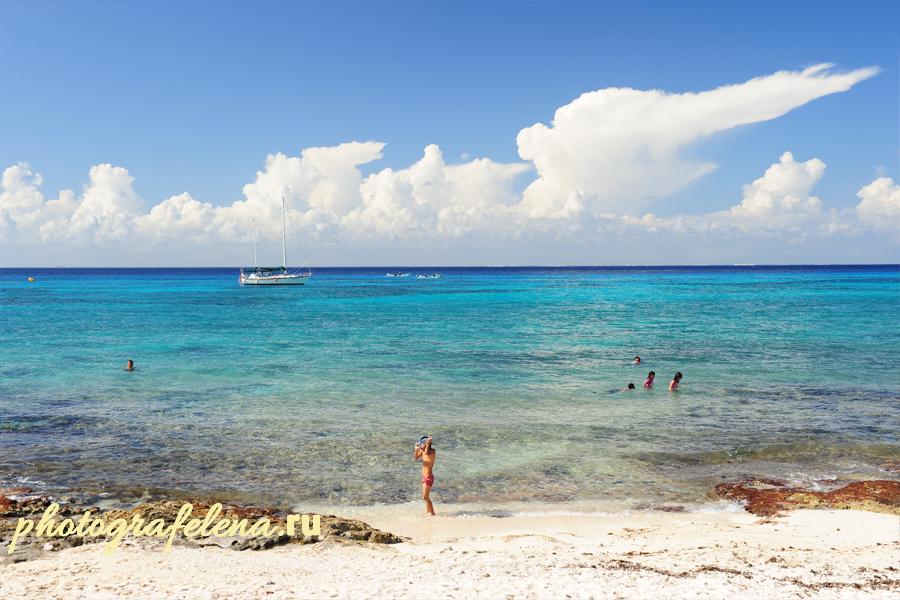 фото острова косумель