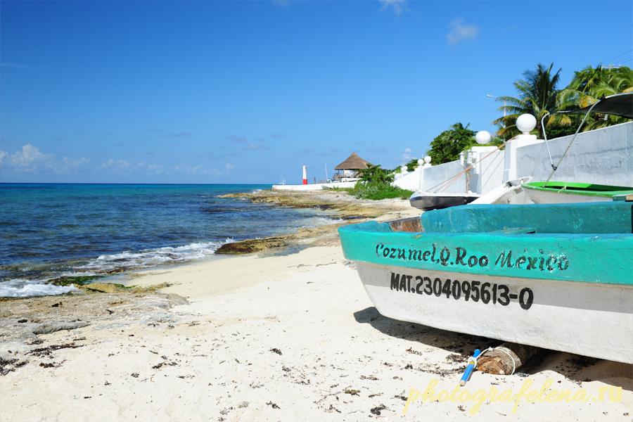 карибы фото косумель