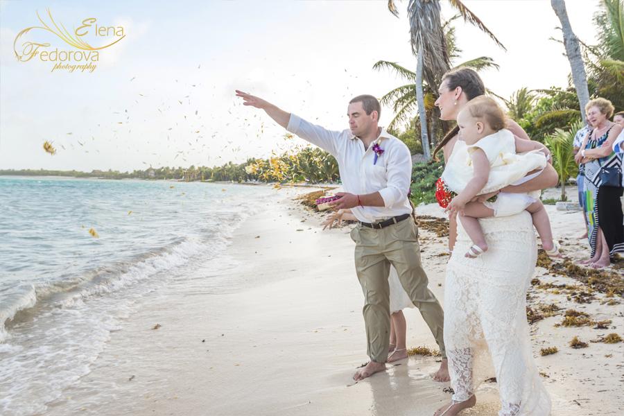 духовная свадебная церемония майянская