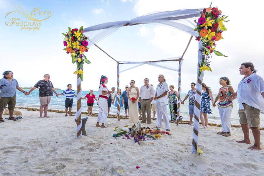 духовная свадебная церемония