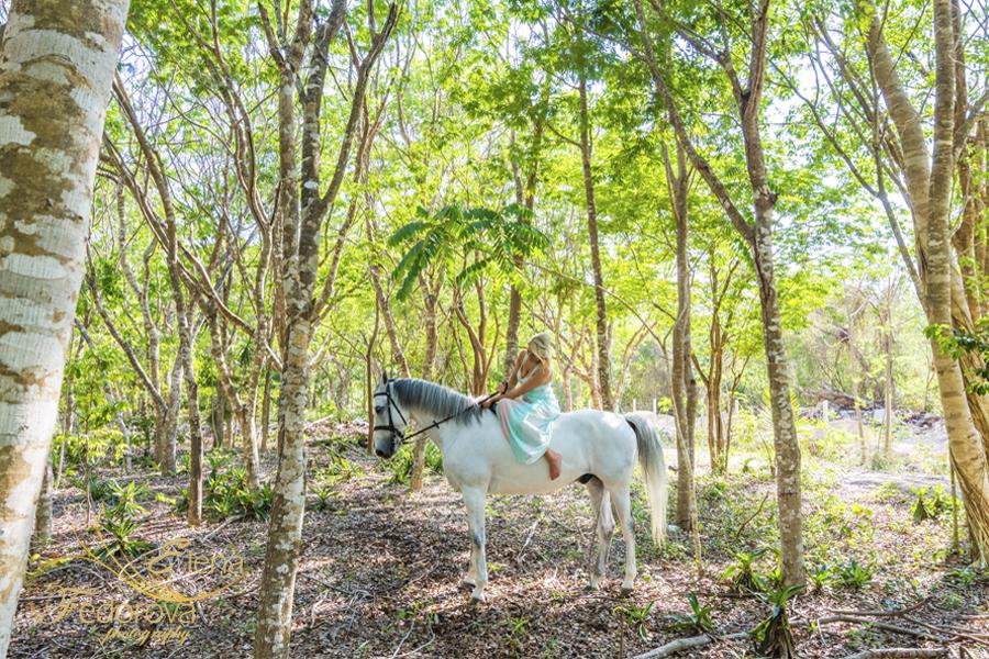 фотосъемка с лошадью