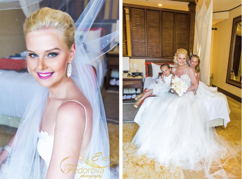 красавитца невеста фото
