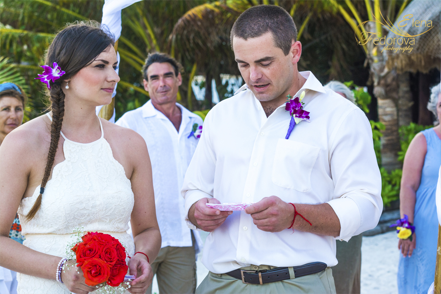 майянская свадебная церемония канкун мексика