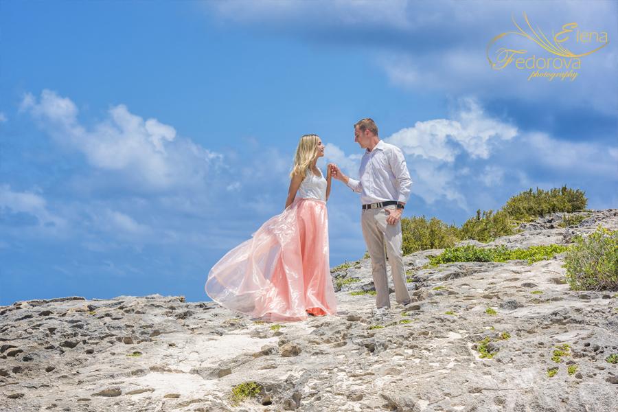 медовый месяц остров косумель