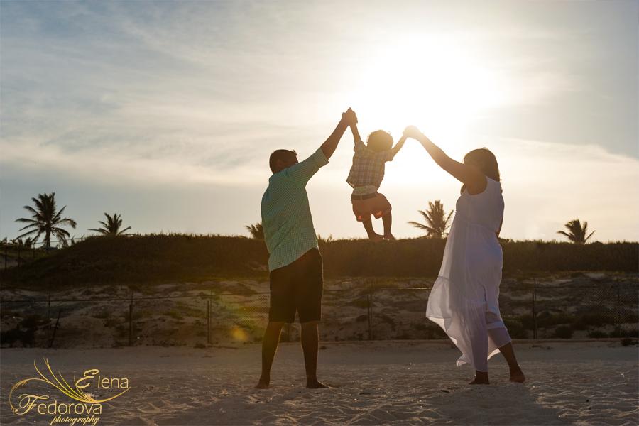 мексика семейный фотограф
