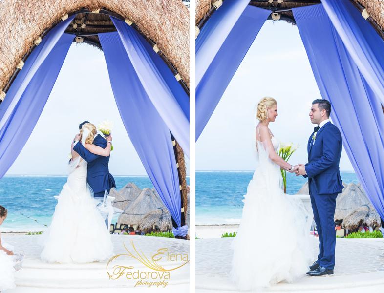 мексика свадьба dreams курорт