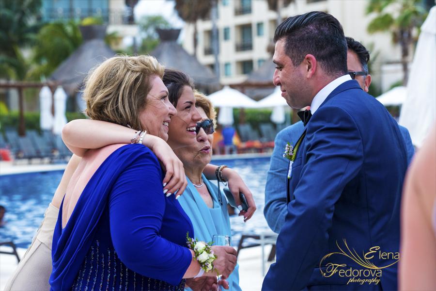 моменты свадебного торжества