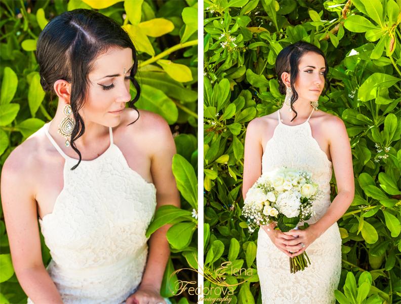 портрет невесты мексика