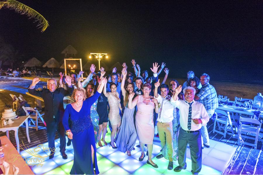 празднование свадьбы в мексике