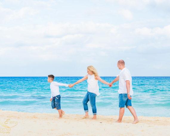 Семейный фотограф в Плая дель Кармен