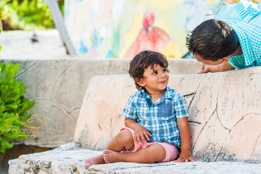 семейная фотосессия в мексике