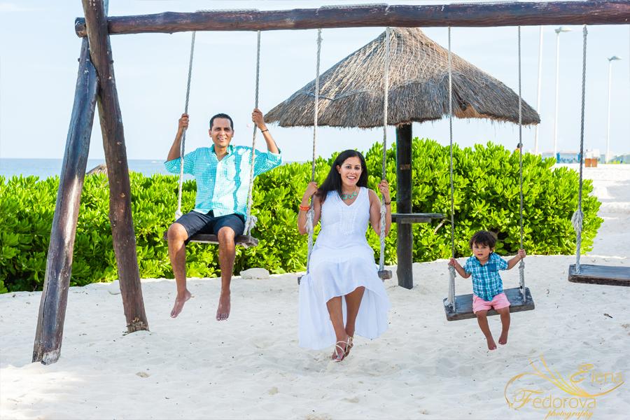 семейный фотограф в мексике