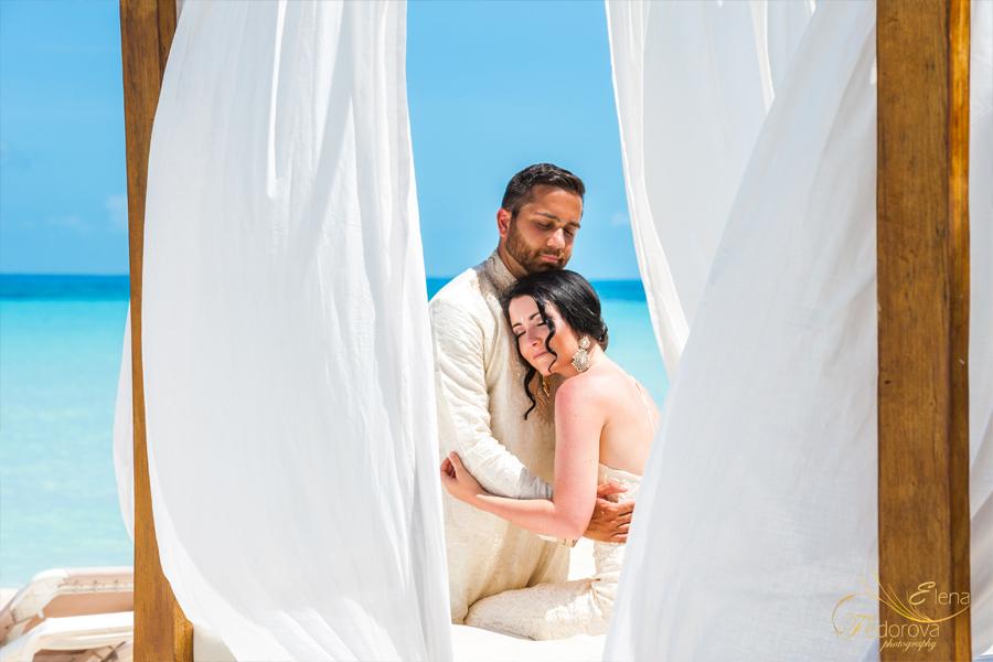 свадьба мексика остров