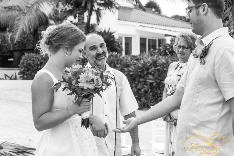 свадьба на вилле в мексике