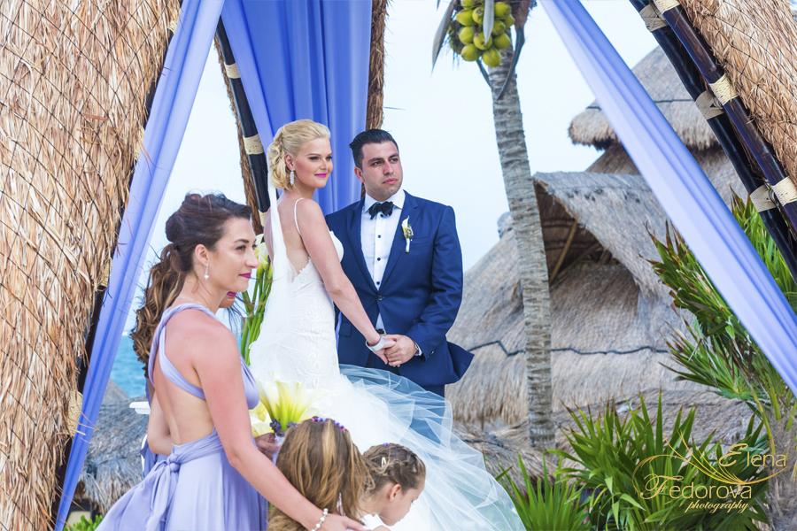 свадьба в мексике dreams курорт