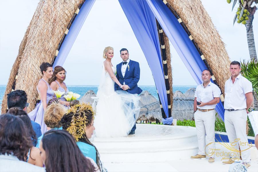 свадебная церемония плая ривьера