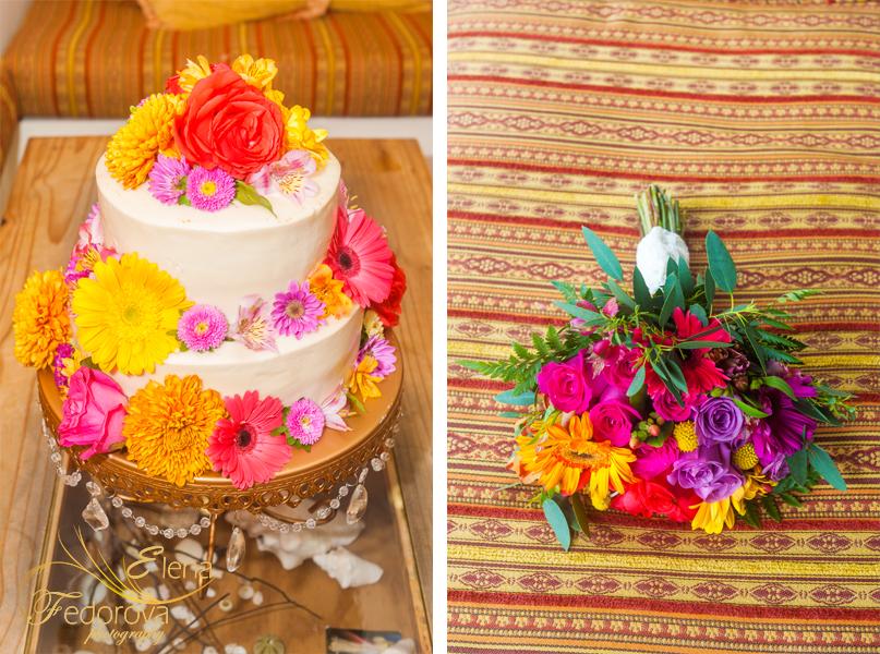 свадебный торт фото мексика